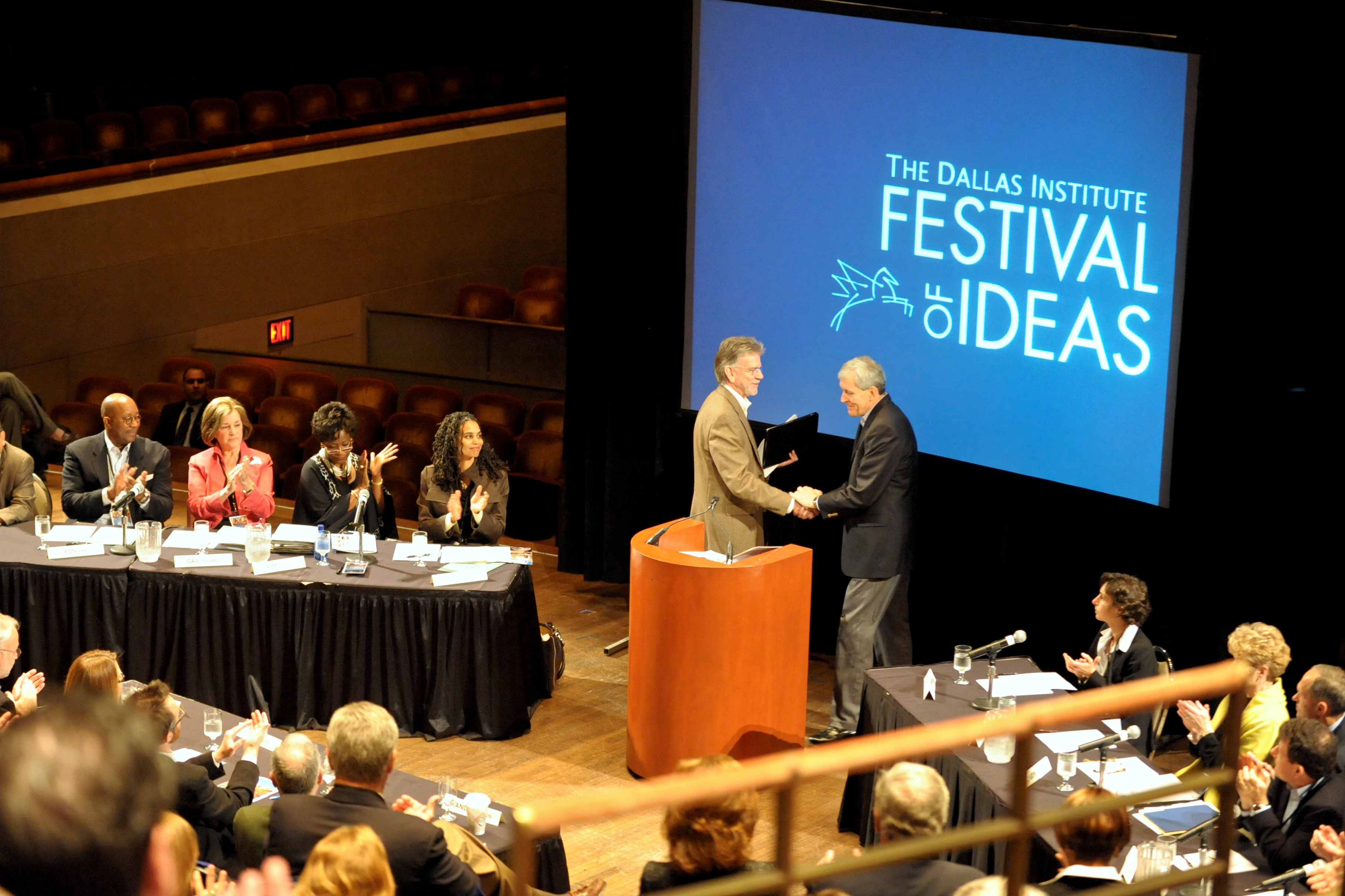 Festival of Ideas Conducted