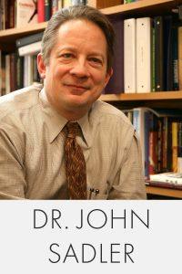 DR  JOHN SADLER -