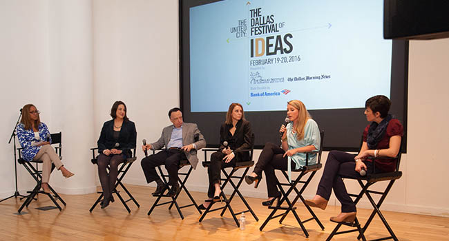 Festival of Ideas Becomes Two-Day Event