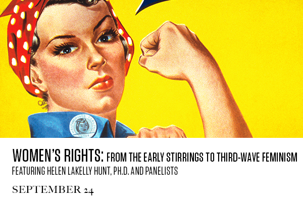 WOMEN'S RIGHTS: FROM THE EARLY STIRRINGS TO THIRD WAVE FEMINISM