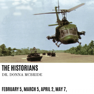 Dallas Institute's THE HISTORIANS with Instructor Dr. Donna McBride
