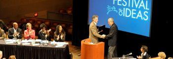 Inaugural Dallas Festival of Ideas Conducted